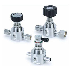 AP3100, Diaphragm Valve, Manually Operated (High Pressure/Flow)