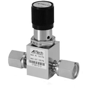 AP500, Single Stage Compact Regulator for Ultra High Purity