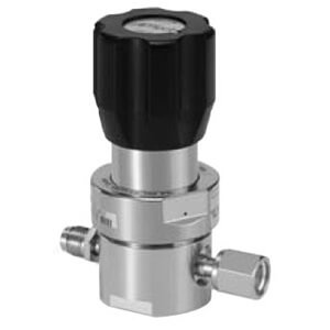 AZ1500, Single Stage Regulator for Ultra High Purity, Low Flow (Tied-diaphragm)