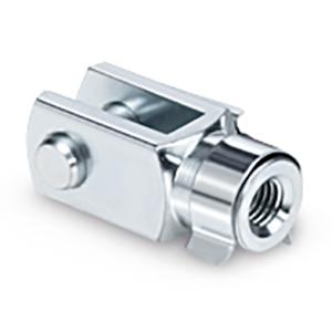 C76, Příslušenství, kloubová hlavice DIN 648 - DIN 24335 a vidlice ISO 8140 - DIN 71751