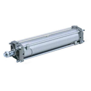 C(D)A2-Z, Air Cylinder Standard Type, Double Acting Single Rod