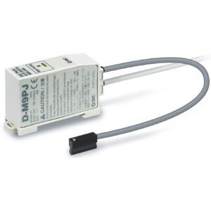 Auto Switch, Solid State, 2-Color Indication
