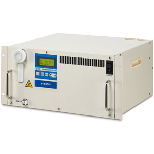 HECR-W, Rack Mounted Thermoelectric Chiller, Water Cooled