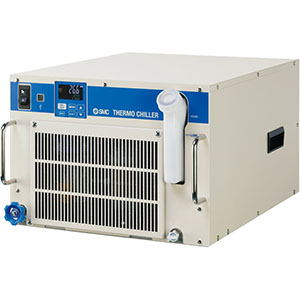 HRR, Rack Mounted Thermo Chiller, Water Cooled, 100/115VAC