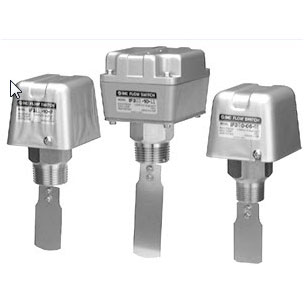 IF3, Paddle Flow Switch for Non-Corrosive Liquids, 24-2600 Lpm