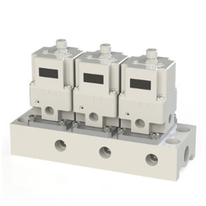 IITV20 Manifold, Electro-Pneumatic Regulator