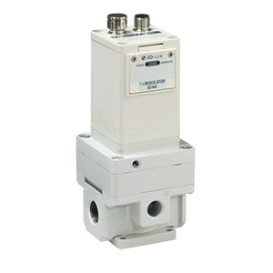 ITV-X395, IO-Link Compatible Electro-Pneumatic Regulator