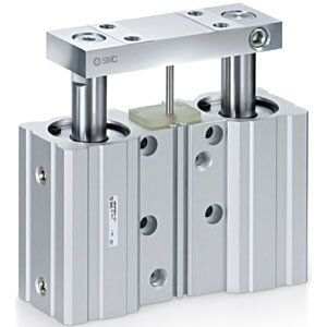 JMGP, Compact Guided Cylinder, Double Acting