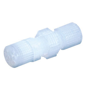 LQ1P, High Purity Fluoropolymer Fitting, Tubing Connection, Panel Mount Union Reducing