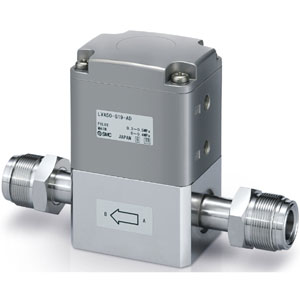 LVA*-AD/ND, High Purity Chemical Valve, Air Operated, Organic Solvent Compatible
