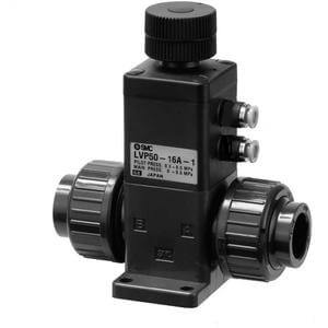 LVP, Vinyl Chloride Air Operated Valve