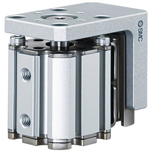MXZ, Compact Cylinder w/Linear Guide