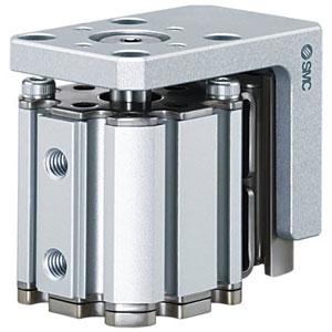 MXZ, Kompaktzylinder mit Linearführung