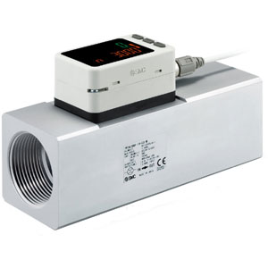 PF3A7*H, Digital Flow Switch for Large Flow
