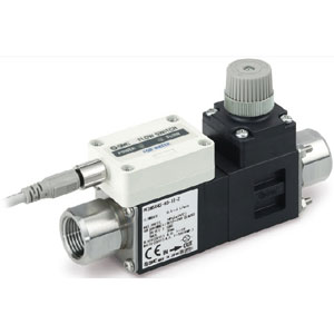 PF3W5, Digital Flow Switch for Water, Remote Sensor Type
