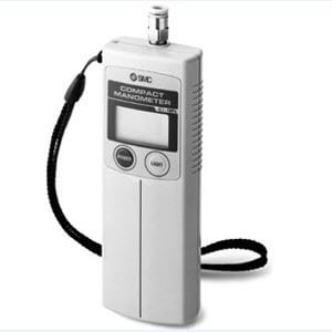 PPA, Handheld Manometer, for Portable Pressure Measurement