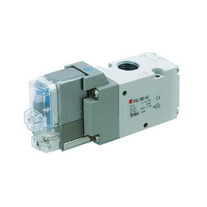 VP300/500 , 3 Port Solenoid Valve, Body Ported/Base Mounted, Low Wattage Specification
