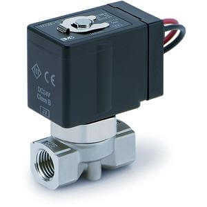 VXE, Energy Saving Type, 2 Port Solenoid Valve (Single Unit)