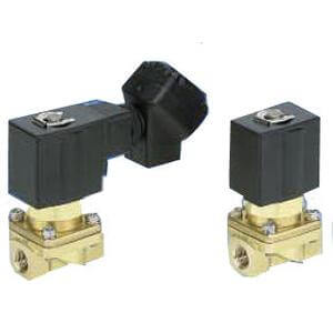 VXH, Diaphragm Type Pilot Operated 2 Port  Solenoid Valve for High Pressure