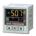 PSE200, Multi-Channel Pressure Sensor Monitor, 1 Screen, 5 Outputs
