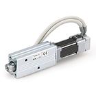 LEPY, Electric Actuator, Miniature Rod Type