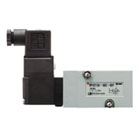 VFN212N, NAMUR Interface 3 Port Solenoid Valve