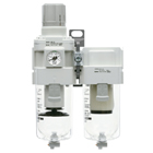 AC20D-B to AC40D-B, Filter Regulator and Mist Separator