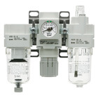 AC20-B to AC60-B, Air Filter, Regulator and Lubricator