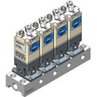 IITV, Manifold for Electro-Pneumatic Regulator with Ethernet/IP