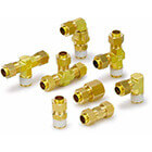 Brass Sleeve Fittings