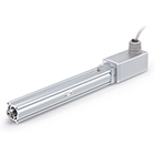 LEY-X5, Electric Actuator, Rod Type, Dust/Drip Proof (Step Motor: Servo 24VDC; Servo Motor: 24VDC)