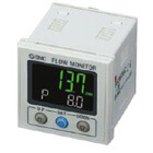 LFE0, 3-color Display, Digital Flow Monitor