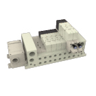 VQC5000 Manifold/Valve Assembly with Terminal Block Box