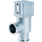 XM and XY, High Vacuum Valves, Stainless Steel, Angle and In-line Types