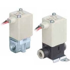 Compact Direct Solenoid Valve, Ports M5 ~ 1/8 inch